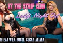Sugar Ariana & Eva Wild & Rosse