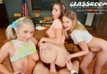NaughtyAmericaVR College Girls VRPorn