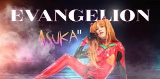 VRCosplayX Neon Genesis Evangelion: Asuka - Alexis Crystal VRPorn
