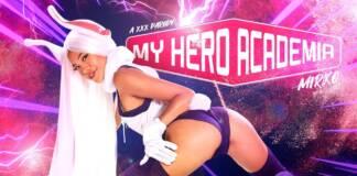 VRCosplayX Vina Sky My Hero Academya: Mirko VRPorn