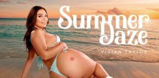 BaDoinkVR - Summer Daze - Vivian Taylor VR Porn