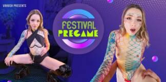 VRHush - Festival Pregame - Ailee Anne VRPorn
