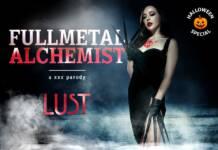 VRCosplayX - Fullmetal Alchemist Lust A XXX parody - Whitney Wright VRPorn